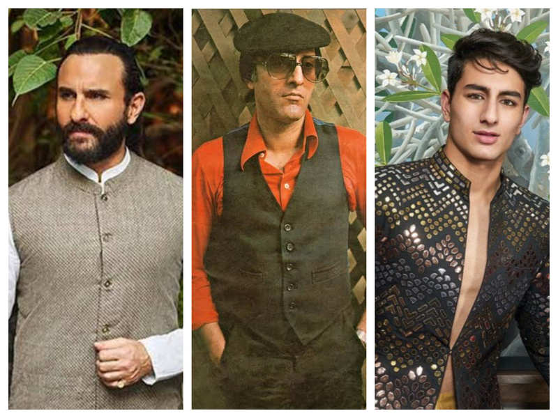 Throwback Thursday: Saif Ali Khan feels his son Ibrahim Ali Khan can play the role of his father Mansoor Ali Khan Pataudi in his biopic