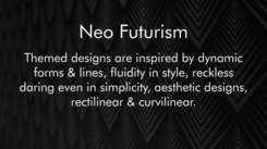 Neo Futurism