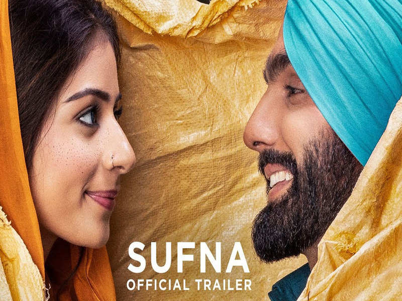'Sufna' trailer: Ammy Virk and Tania's love packed tale is an intriguing watch