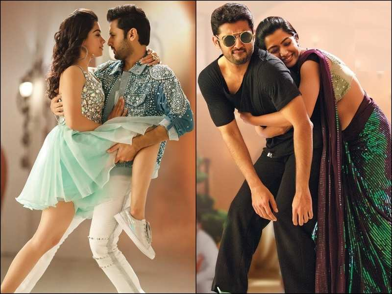 Photo Alert Rashmika Mandanna Looks Eye Popping In These New Stills From Bheeshma Telugu Movie News Times Of India