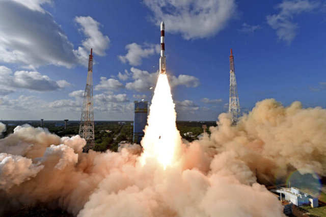 This company will ship satellites to India for space launch