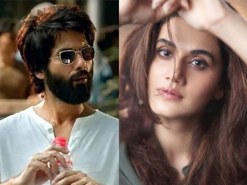Exclusive! Taapsee Pannu on the Kabir Singh's 'flawed' character:  There needs to be a certain kind of redemption