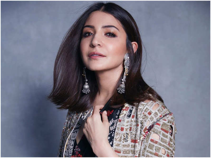 Anushka Sharma to make an official announcement her next film soon? | Hindi  Movie News - Times of India