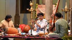 Amith Nadig's flute concert