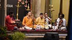 Concert by Carnatic brothers