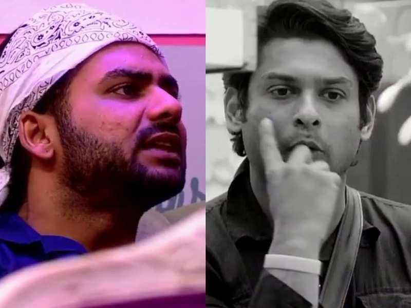 Bigg Boss 13: Vishal Aditya Singh calls Sidharth Shukla 'paagal', the two get into a fight