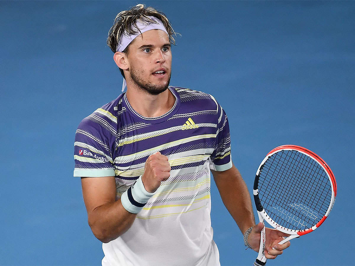 Wonder If Dominic Thiem Has Enough Gas In Tank Boris Becker Tennis News Times Of India
