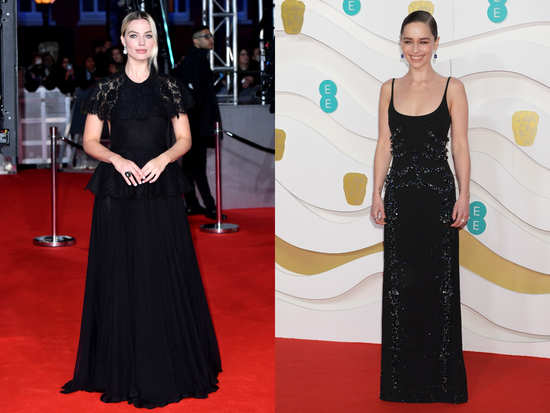 Some of the best dressed guests at the red carpet of 2020 BAFTAs
