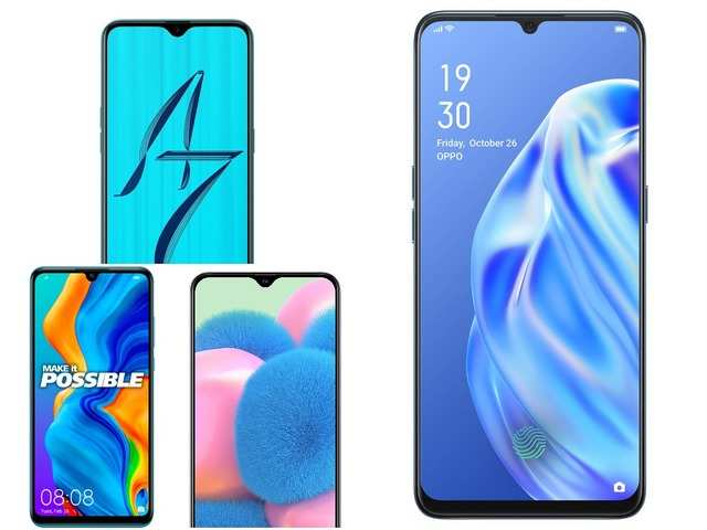 Amazon deals of the day, February 3: Get up to 47% off on Oppo A7, Samsung Galaxy A30s and more