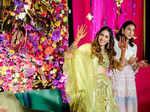 Armaan Jain & Anissa Malhotra's Sangeet pictures