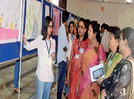 A peek into the world of microbiology through poster exhibition