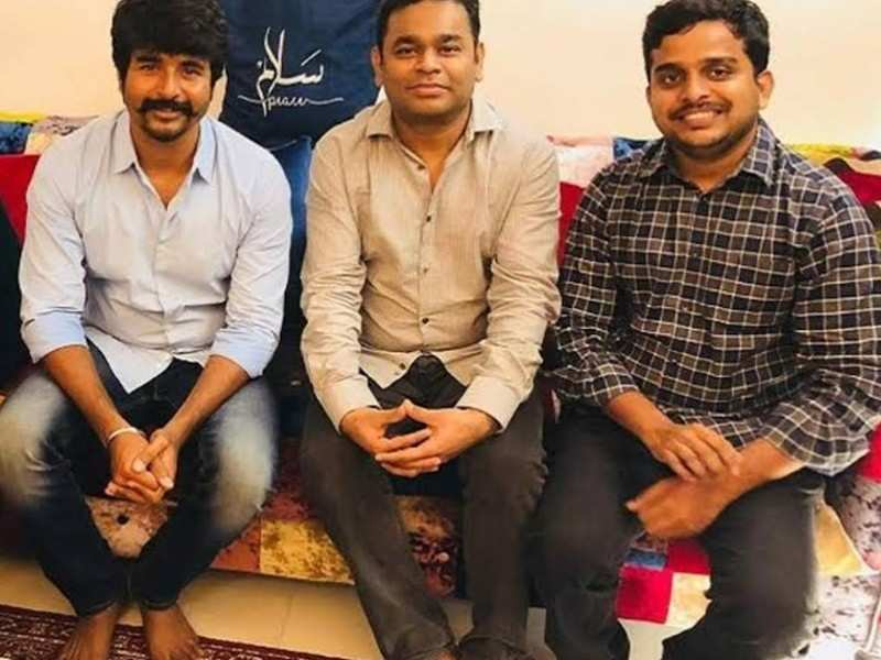 Sivakarthikeyan and director Ravikumar's sci-fi film gets a catchy title