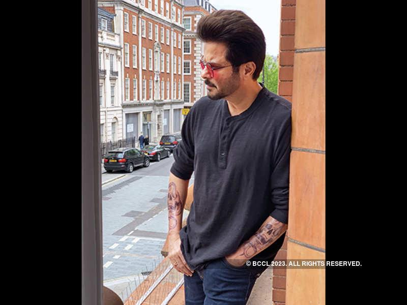 Anil Kapoor's tattoos