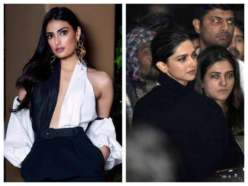 "Exclusive! Athiya Shetty calls Deepika Padukone ""extremely courageous"" on her visit to JNU"