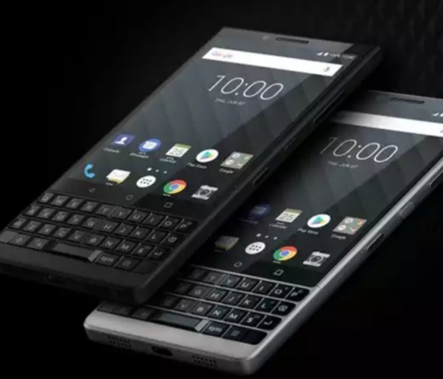 TCL to stop making BlackBerry phones