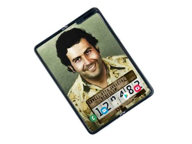 """Here's why Pablo Escobar's brother wants you to say """"RIP Samsung"""""""