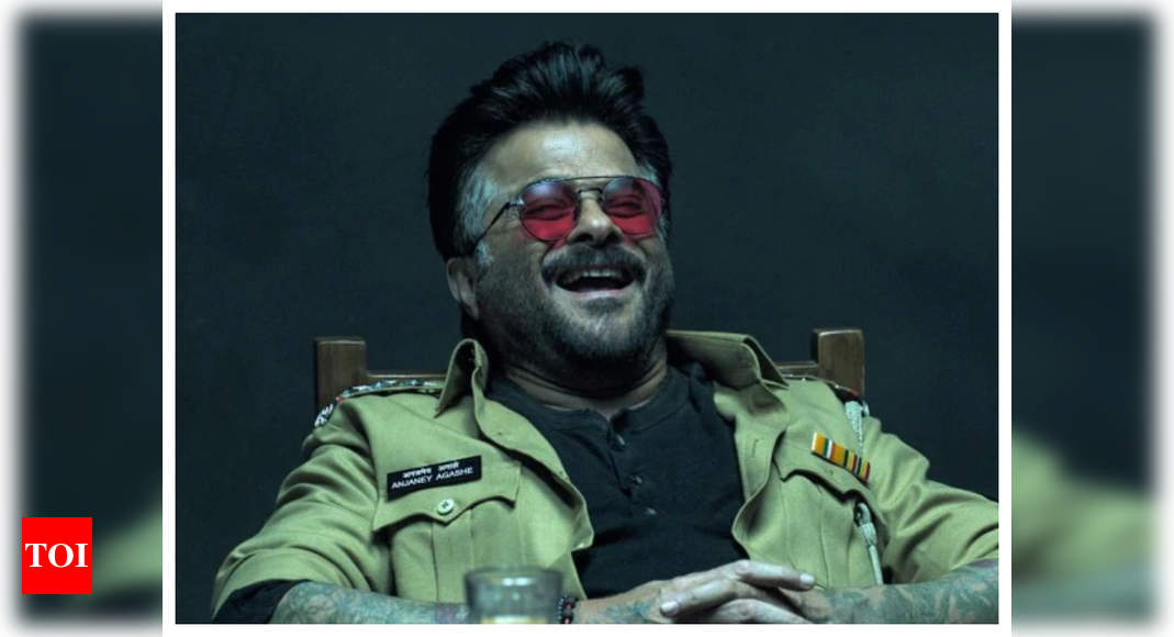 Malang Anil Kapoor Reveals The Story Behind His Tattoo In The Disha Patani And Aditya Roy Kapur Starrer Hindi Movie News Times Of India