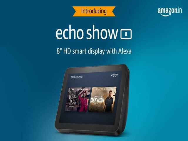 Amazon launches Echo Show 8 in India: Specs, price and availability