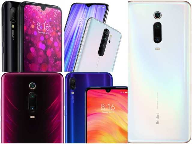 Mi Super Sale: Get 5% off with ICICI Bank credit card on these Redmi phones