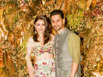 Armaan Jain and Anissa Malhotra's wedding reception pictures