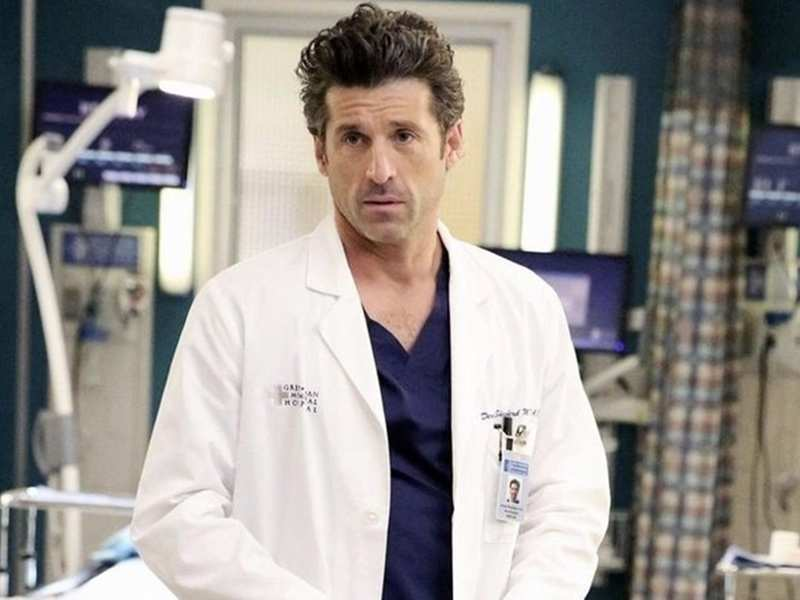 Patrick Dempsey making TV comeback with 'Ways and Means'
