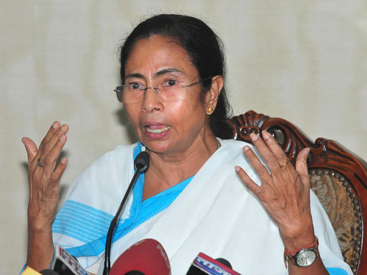 Mamata Banerjee: BJP party of 'fekus', threaten people with guns and  bullets   Kolkata News - Times of India