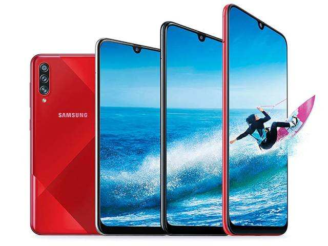 Samsung Galaxy A70s gets a price cut in India