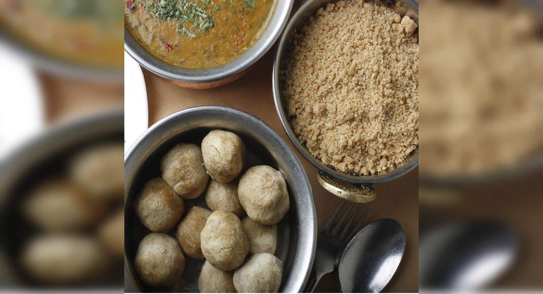 Daal Bati Churma Recipe Daal Bati Churma In Rajasthani