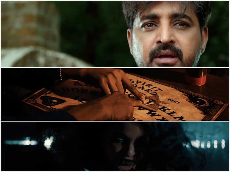 'Isha' trailer: Kishor Sathya-starrer horror-thriller will surely leave you spooked!