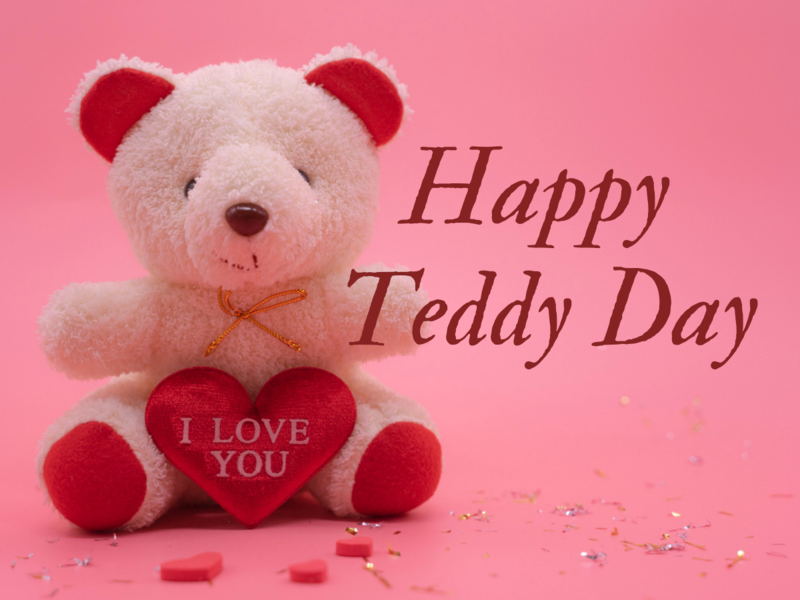 Valentine S Week Happy Teddy Day 2020 Images Quotes Wishes