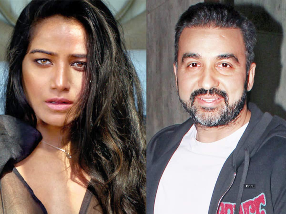 Poonam Pandey files criminal case against Raj Kundra &  associates |  Hindi Movie News - Times of India