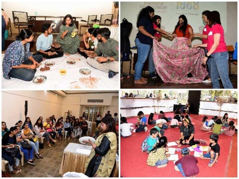 Mumbaikars get hooked to creative workshops at Kala Ghoda Arts Festival