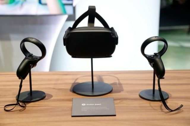 Cornonavirus: Facebook warns of hit to Oculus production