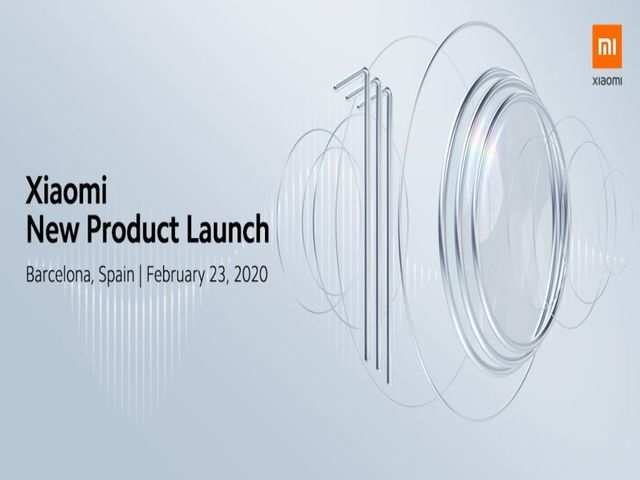 Xiaomi Mi 10 series to launch on February 23