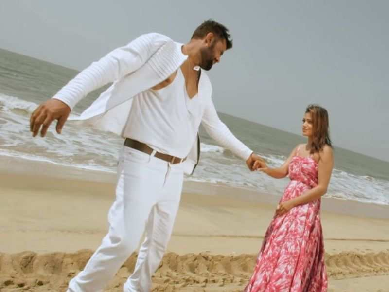 A romantic track from My Name is Raja