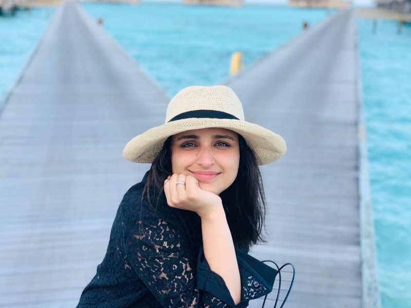 Parineeti Chopra looks sensuous in this throwback pic from Maldives