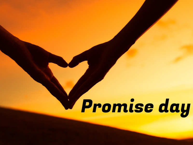 Happy Promise Day 2020 Wishes Messages Quotes Images Facebook Whatsapp Status Times Of India