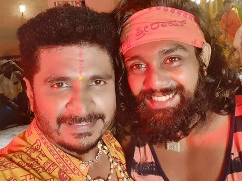 Kuri Prathap resumes shooting for 'Pogaru' after stint with reality show