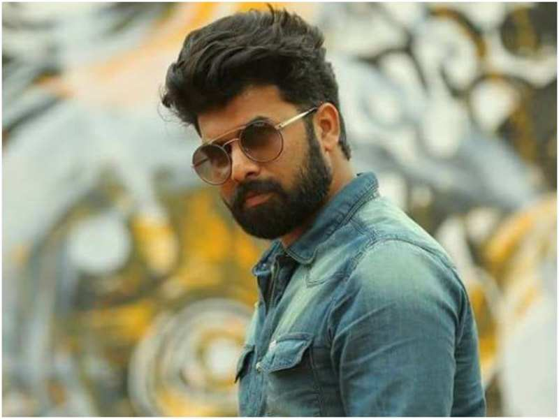 Sunny Wayne's characters in his upcoming two films are named Antony
