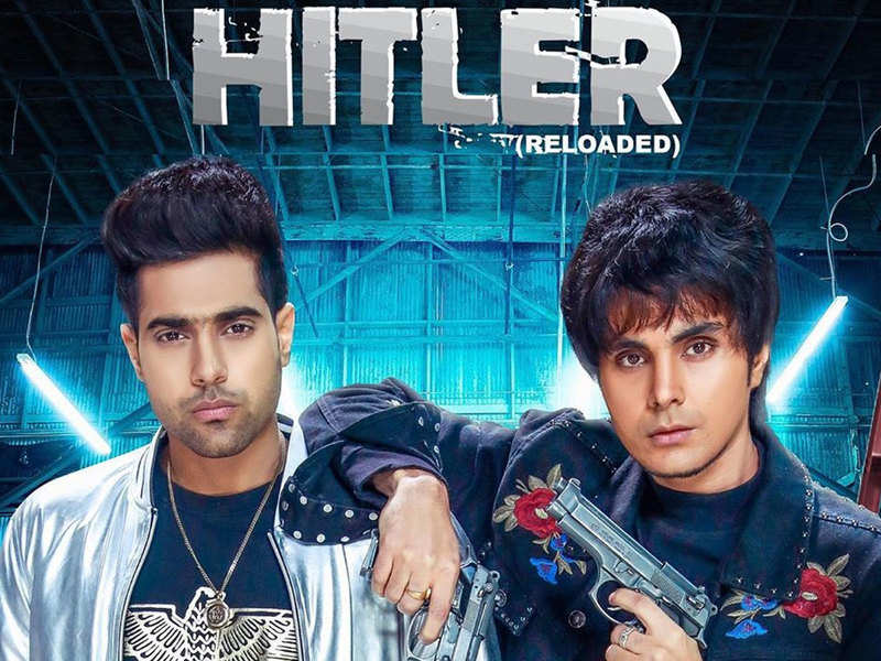 The makers of 'Shooter' top the music charts with their 4th song 'Hitler (Reloaded)'