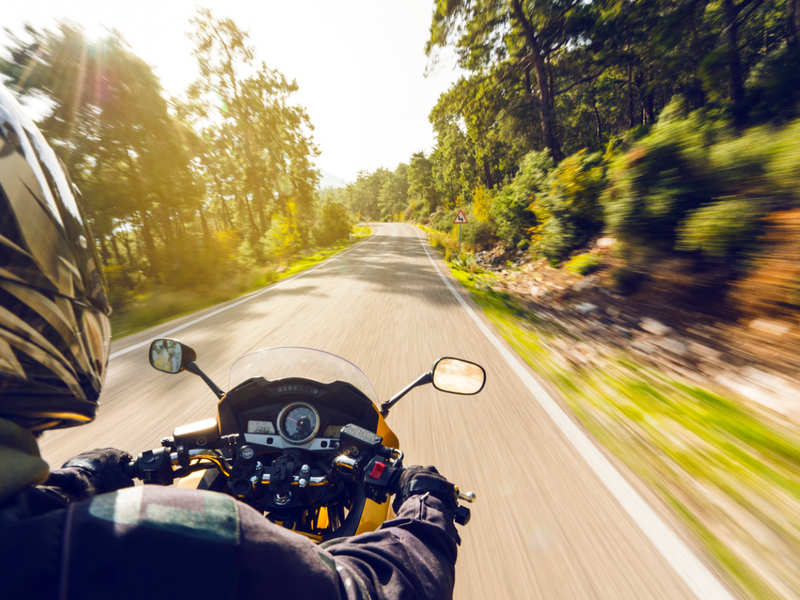 Skin and hair care for bike riders
