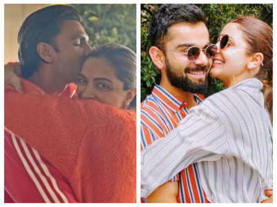 Hugs of Bollywood couples; take a look!