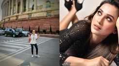 From cinema to Parliament, a glimpse of Mimi Chakraborty's stellar journey