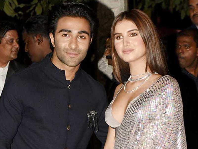 Aadar Jain and Tara Sutaria's romance gets a positive nod from Rima Jain: We love anybody our son loves