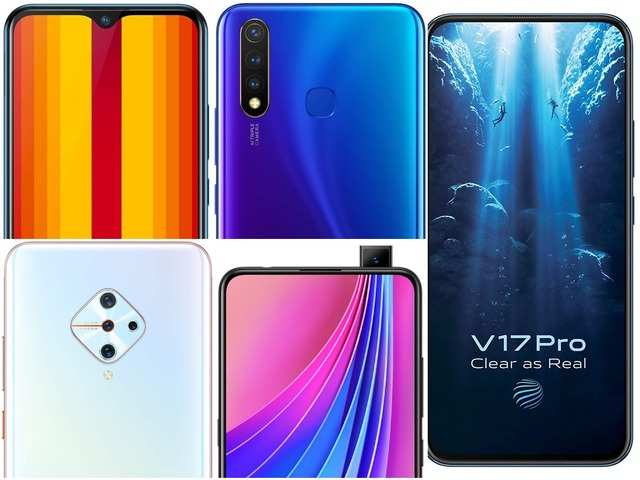 Vivo Carnival on Amazon: Save up to Rs 13,800 on purchase of Vivo V17 Pro, Vivo S1 Pro, and more