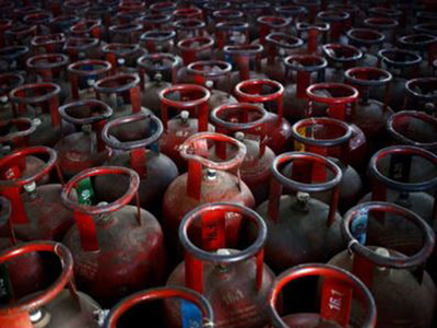 Non-subsidised LPG cylinder rates hiked sharply across metros