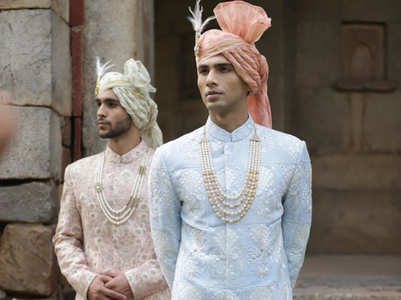 Dear grooms-to-be, here's a look at the hot sherwani trends of 2020