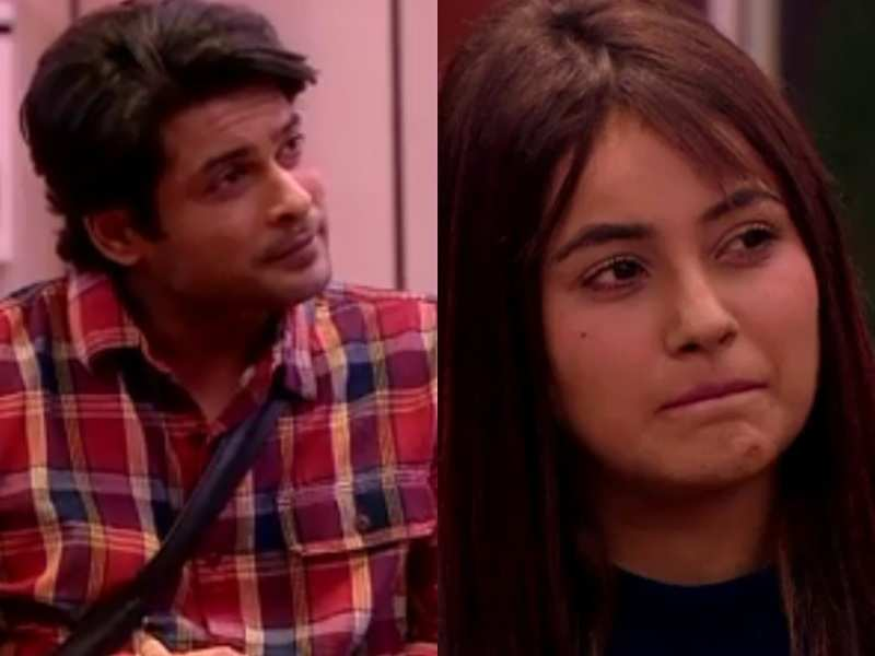 Bigg Boss 13: Sidharth Shukla reveals if he'd like to take his relationship with Shehnaz Gill outside the house
