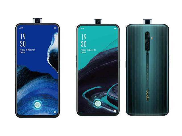 Oppo Reno 2F gets a price cut in India