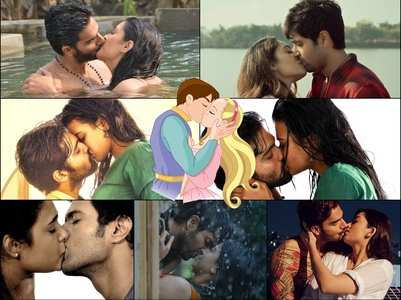 Kiss Day 2020! Recent lip locks of Tollywood